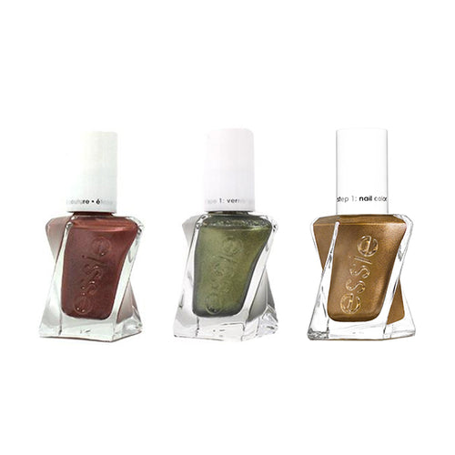 Lacquer Set - Essie Gel Couture Shimmer