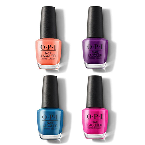 Lacquer Set - OPI Bright & Bold
