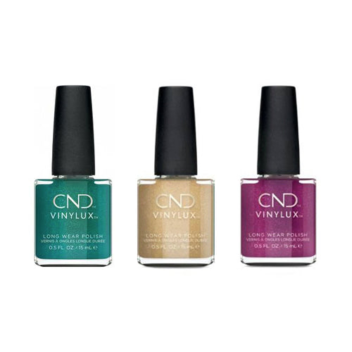Lacquer Set - Vinylux Bejeweled