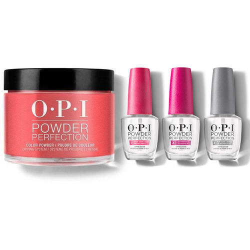 OPI - Dip Powder Combo - Liquid Set & Cajun Shrimp