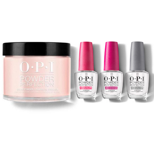 OPI - Dip Powder Combo - Liquid Set & Coral-ing Your Spirit Animal