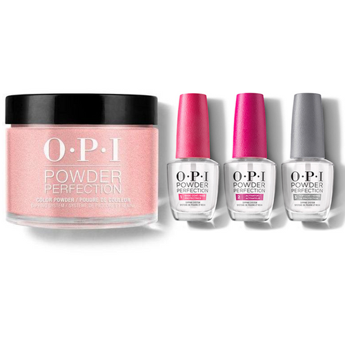 OPI - Dip Powder Combo - Liquid Set & Cozu-melted in the Sun