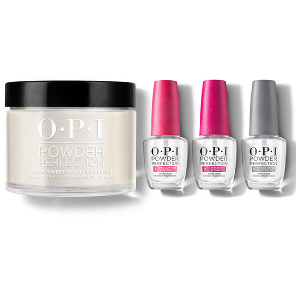 OPI - Dip Powder Combo - Liquid Set & Do You Take Lei Away?