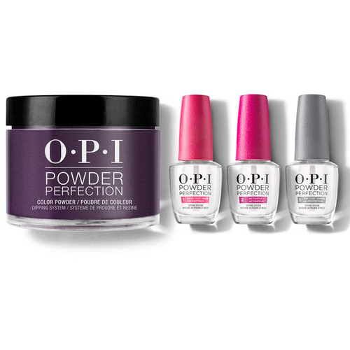 OPI - Dip Powder Combo - Liquid Set & Good Girls Gone Plaid
