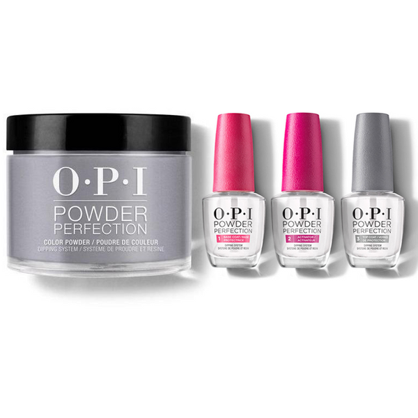 OPI - Dip Powder Combo - Liquid Set & Less is Norse