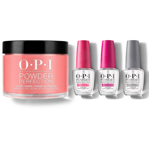 OPI - Dip Powder Combo - Liquid Set & Live.Love.Carnaval