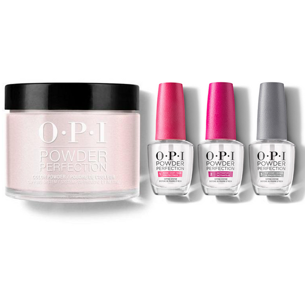 OPI - Dip Powder Combo - Liquid Set & Love is in the Bare