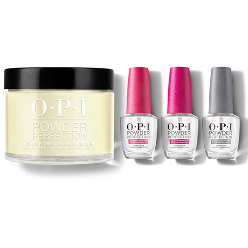 OPI - Dip Powder Combo - Liquid Set & One Chic Chick