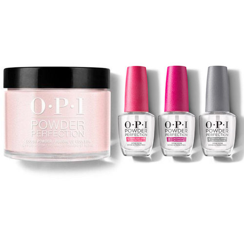 OPI - Dip Powder Combo - Liquid Set & Stop it I'm Blushing!