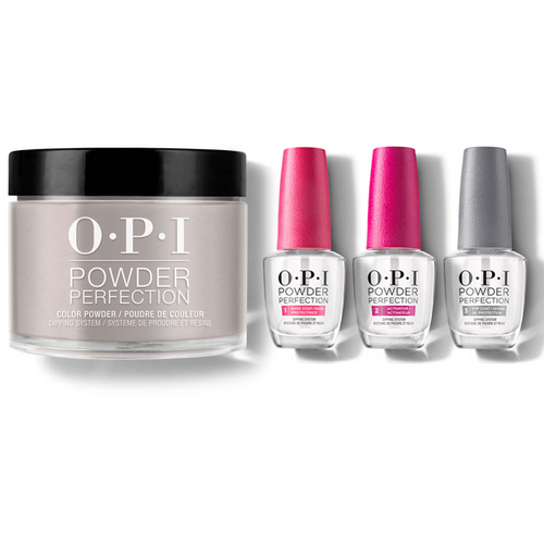 OPI - Dip Powder Combo - Liquid Set & Taupe-less Beach