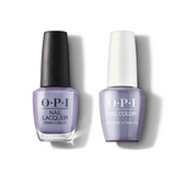 OPI - Gel & Lacquer Combo - Snowfalling For You