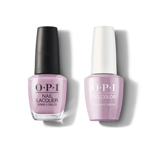 OPI - Gel & Lacquer Combo - Shellmates Forever!