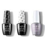 OPI - GelColor Combo - Base, Top & Addio Bad Nails, Ciao Great Nails
