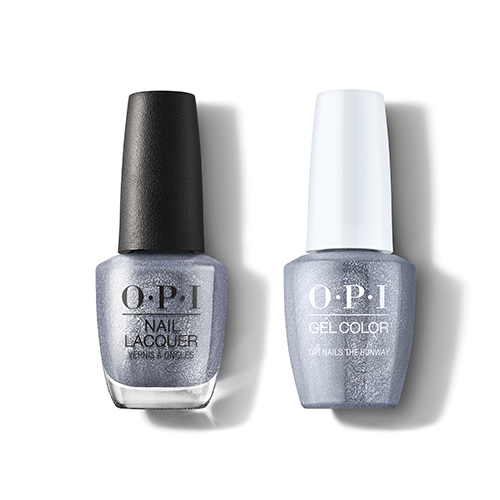 OPI - Gel & Lacquer Combo - OPI Nails The Runway