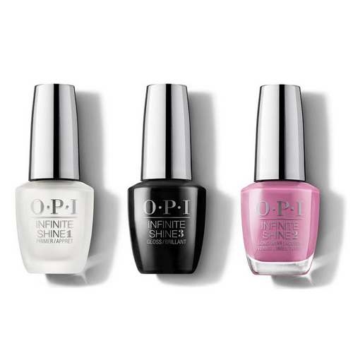 OPI - Infinite Shine Combo - Base, Top & Arigato from Tokyo - #ISLT82