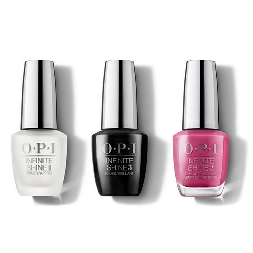 OPI - Infinite Shine Combo - Base, Top & Aurora Berry-alis - #ISLI64