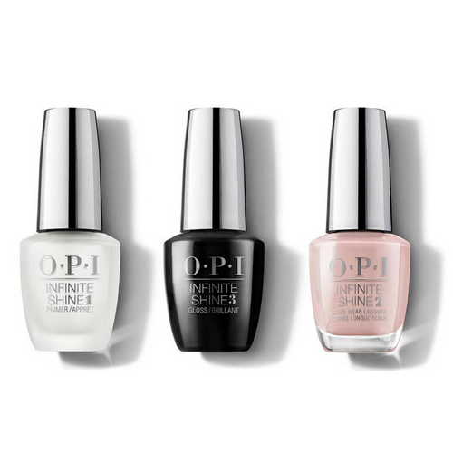 OPI - Infinite Shine Combo - Base, Top & Bare My Soul - #ISLSH4