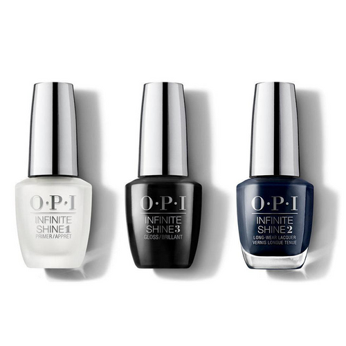 OPI - Infinite Shine Combo - Base, Top & Boyfriend Jeans - #ISL79
