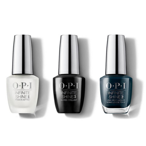 OPI - Infinite Shine Combo - Base, Top & CIA=Color Is Awesome - #ISLW53