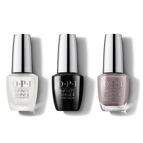 OPI - Infinite Shine Combo - Base, Top & Staying Neutral - #ISL28