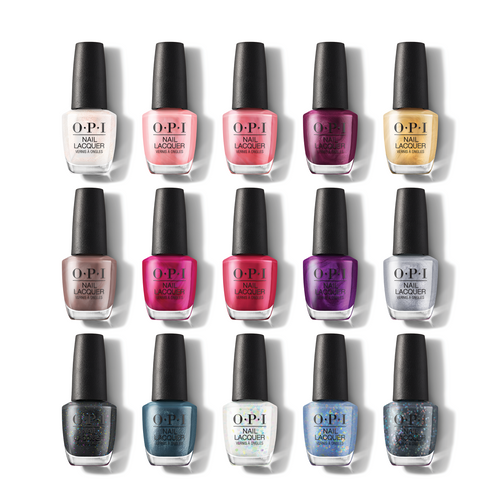 OPI - Nail Lacquer Shine Bright Collection 0.5 oz