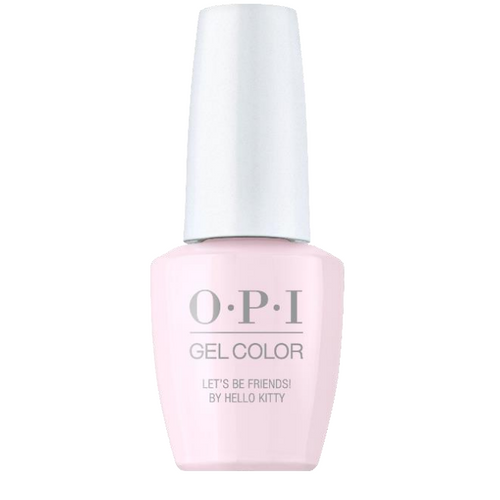 OPI GelColor - Let's Be Friends! 0.5 oz - #GCH82