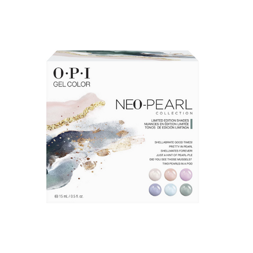 OPI - Neo-Pearl Collection GelColor Add-On Kit #1