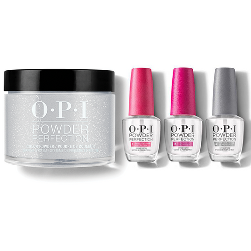 OPI - Dip Powder Combo - Liquid Set & OPI Nails The Runway