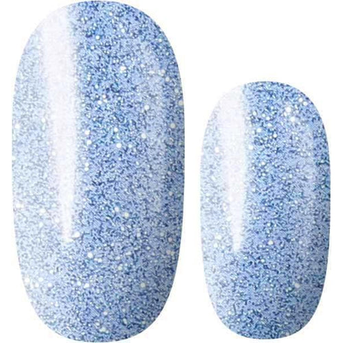 Lily and Fox - Nail Wrap - Ocean Sparkles