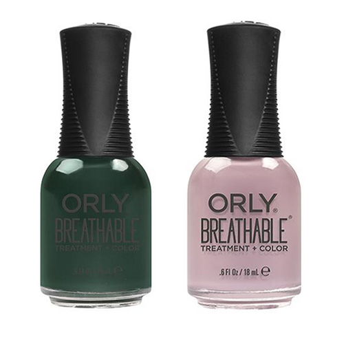 Orly - Breathable Combo – The Snuggle Is Real & Pine-ing For You