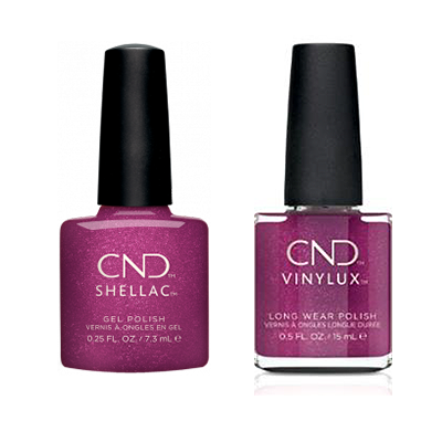 CND - Shellac & Vinylux Combo - Drama Queen