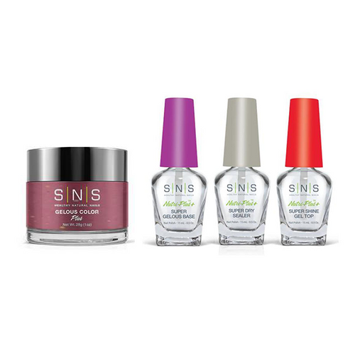 SNS - Dip Powder Combo - Liquid Set & Anemone