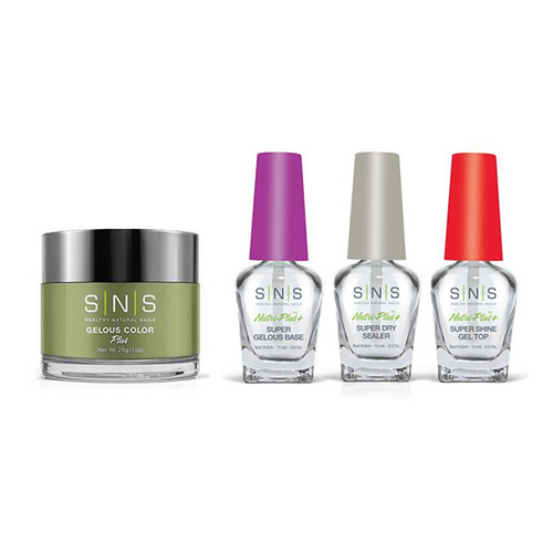 SNS - Dip Powder Combo - Liquid Set & Anise
