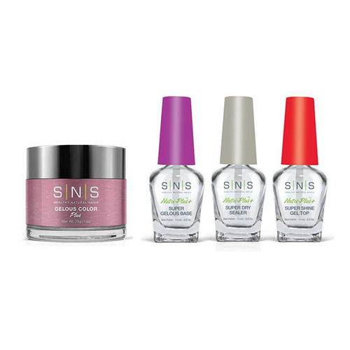 SNS - Dip Powder Combo - Liquid Set & Begonia
