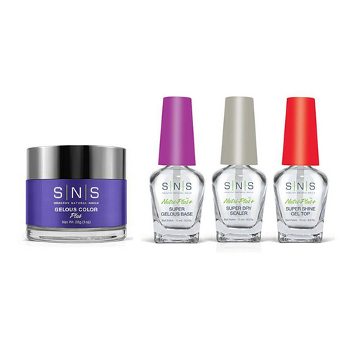 SNS - Dip Powder Combo - Liquid Set & Bell Flower