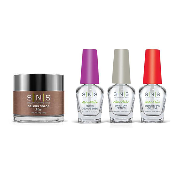 SNS - Dip Powder Combo - Liquid Set & Dragon Tree