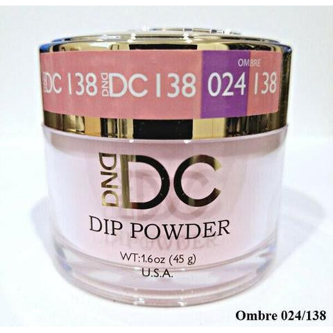 DND - DC Dip Powder - Sepia Burst 2 oz - #138