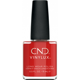 CND - Vinylux Devil Red 0.5 oz - #364
