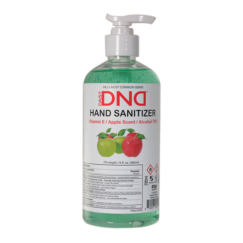 DND - Hand Sanitizer Gel Apple 16 oz