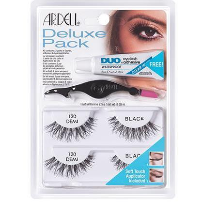 Ardell - Deluxe Pack - 120 Black