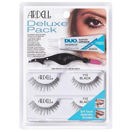 Ardell - Deluxe Packs Professional - 110 Black