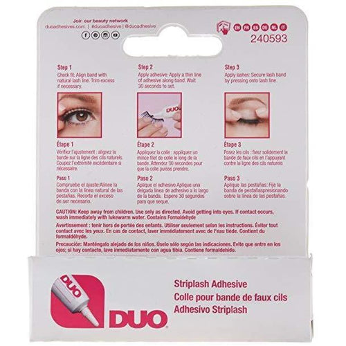 Ardell - DUO Strip Lash Adhesive - Dark