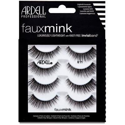 Ardell - Faux Mink 4 PACKS - Faux Mink 811
