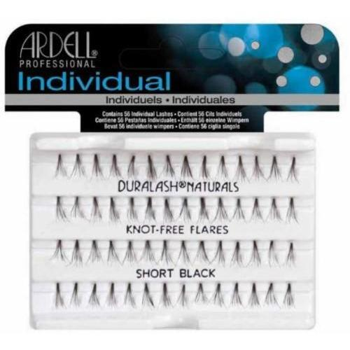 Ardell - Individuals Knot Free - Short Black