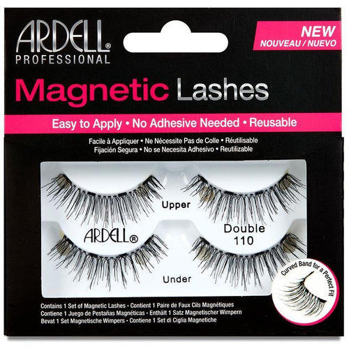 Ardell - Magnetic Strip Lashes - Double 110