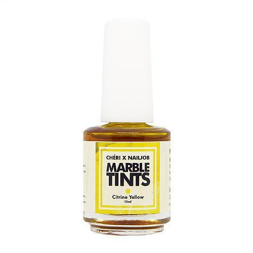 Cheri Marble Tint - Citrine Yellow - #MT-80229