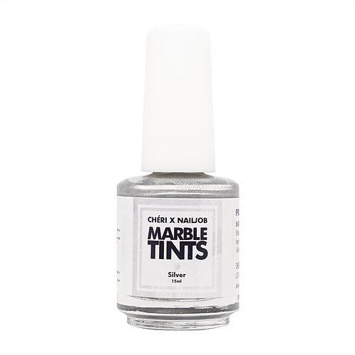 Cheri Marble Tint - Silver - #MT-80239
