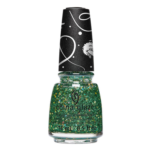 China Glaze - A Grouchy New Year 0.5 oz - #84755