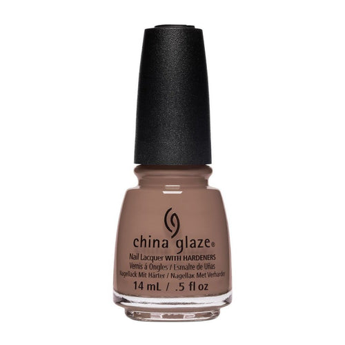 China Glaze - Bare Attack 0.5 oz - #83974