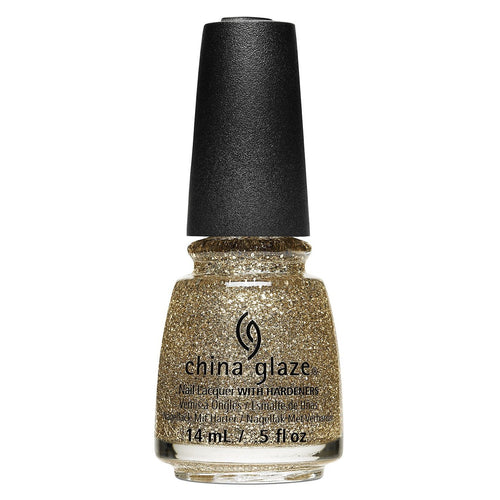 China Glaze - Big Hair & Bubbly 0.5 oz - #84108